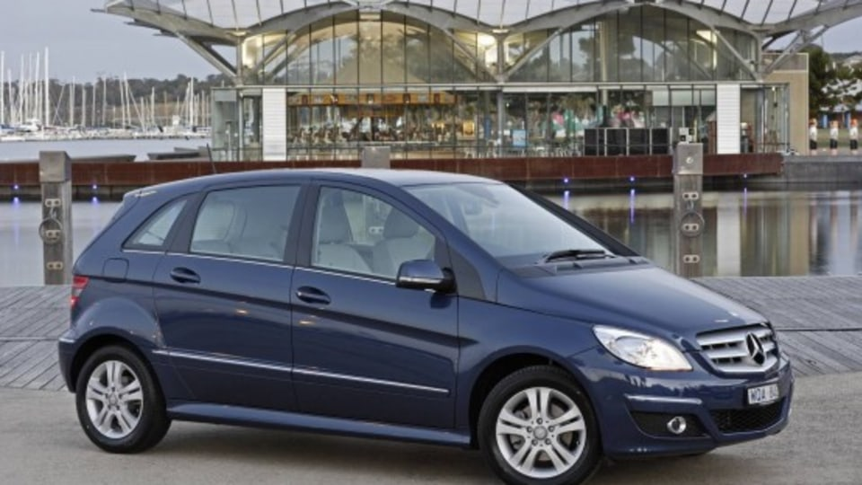 Report: Toyota To Provide Platforms For New Benz Small Car Range