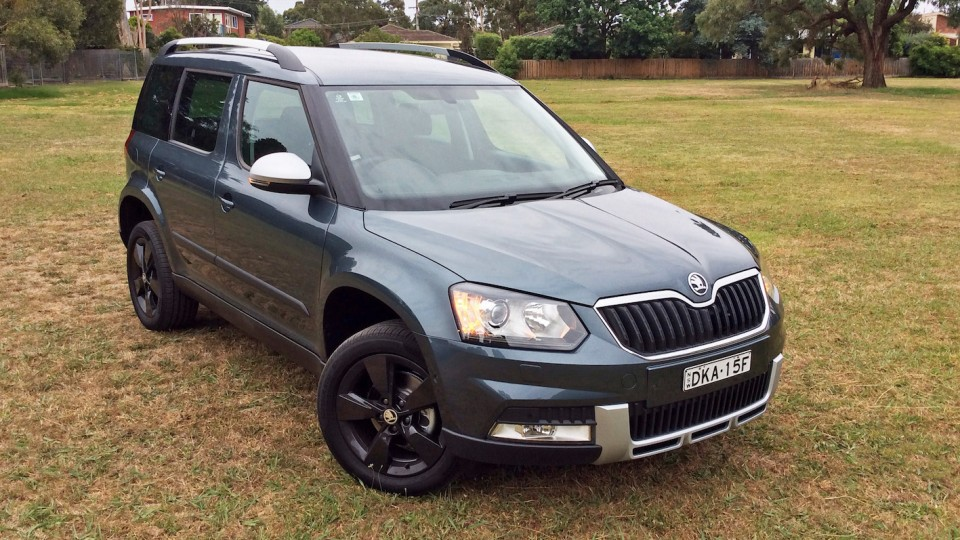 2017 Skoda Yeti Outdoor 110TSI 4×4 Review | A Sporty Twist For The Compact Czech SUV…And It's Good