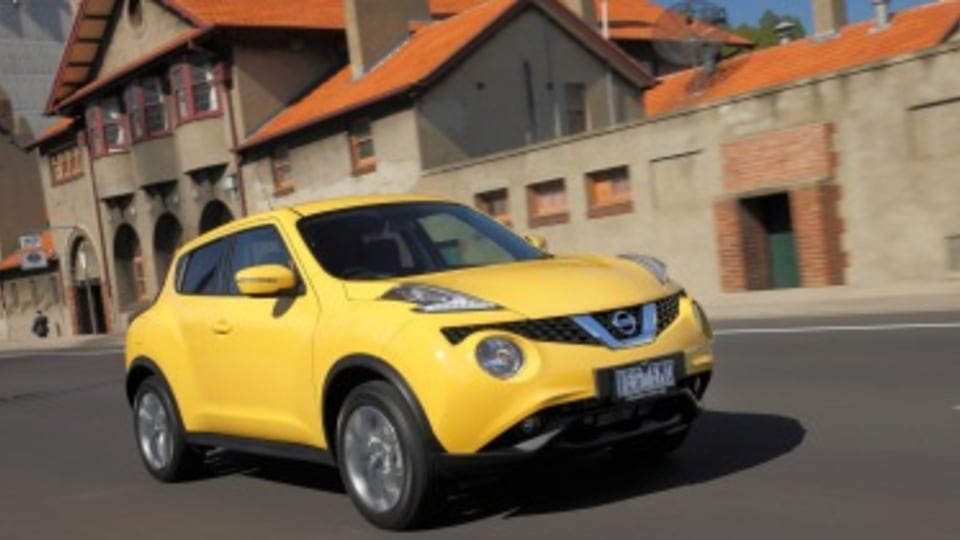 Nissan Juke Ti-S quick spin review