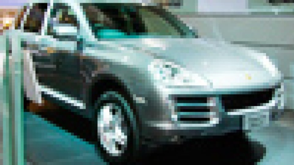 Diesel Cayenne could be best seller