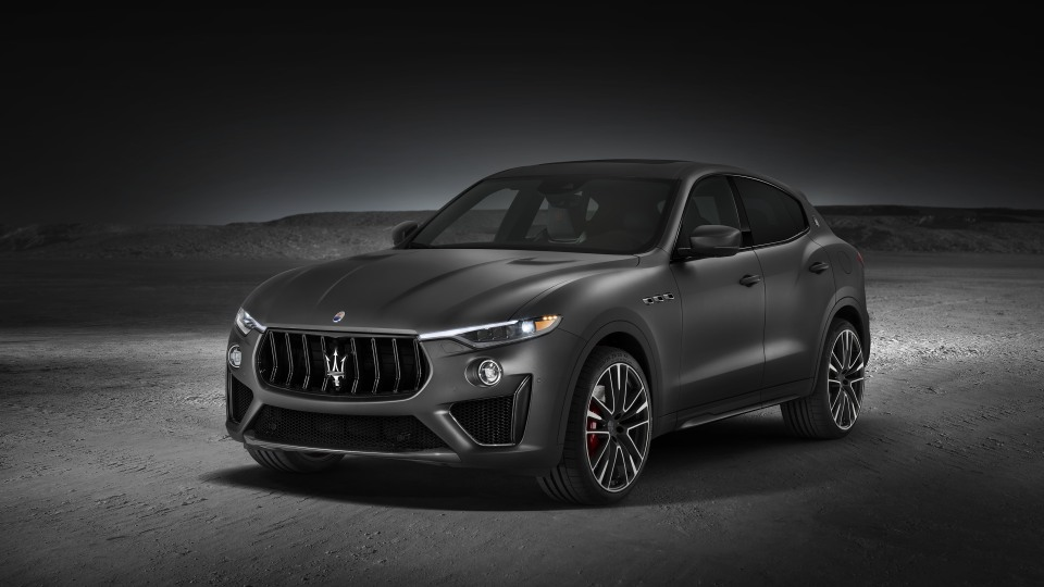 Twin-turbo V8-powered Maserati Levante confirmed