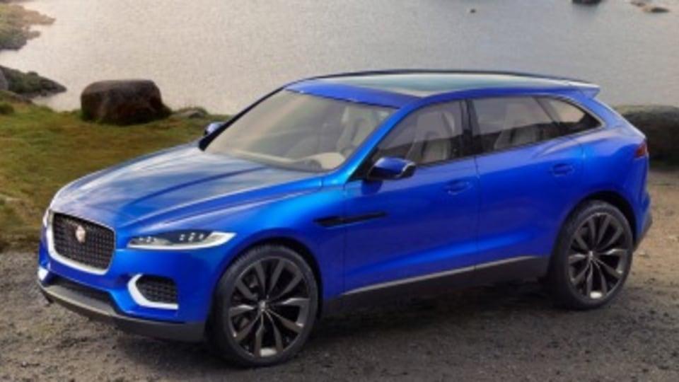 Jaguar SUV family to grow