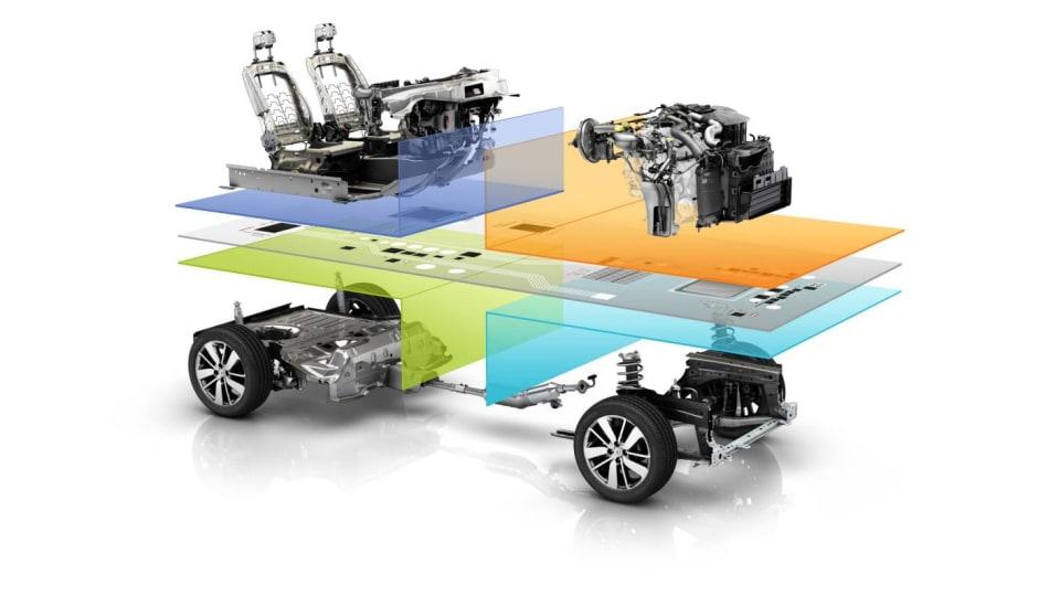 Renault-Nissan Announces New CMF Platform For Future Models
