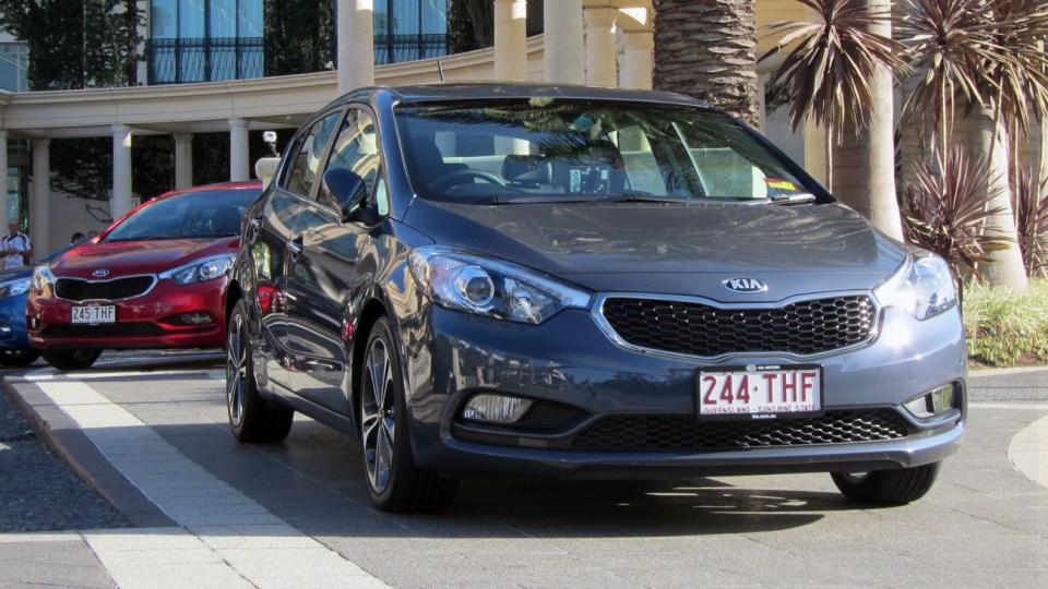 2013 Kia Cerato Hatch Review