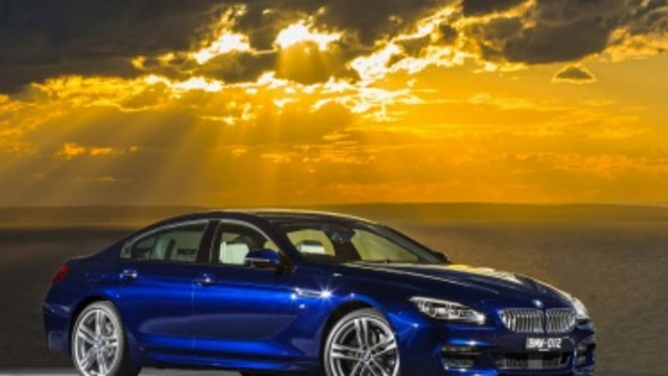 2015 BMW 6-Series first drive review