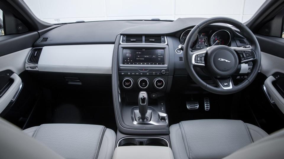 2019 Jaguar E-Pace review: P200 R-Dynamic S-0