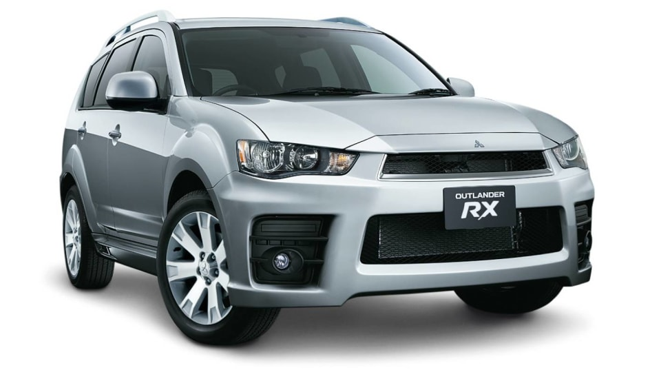 2010 Mitsubishi Outlander RX Released, Limited To 500 Units