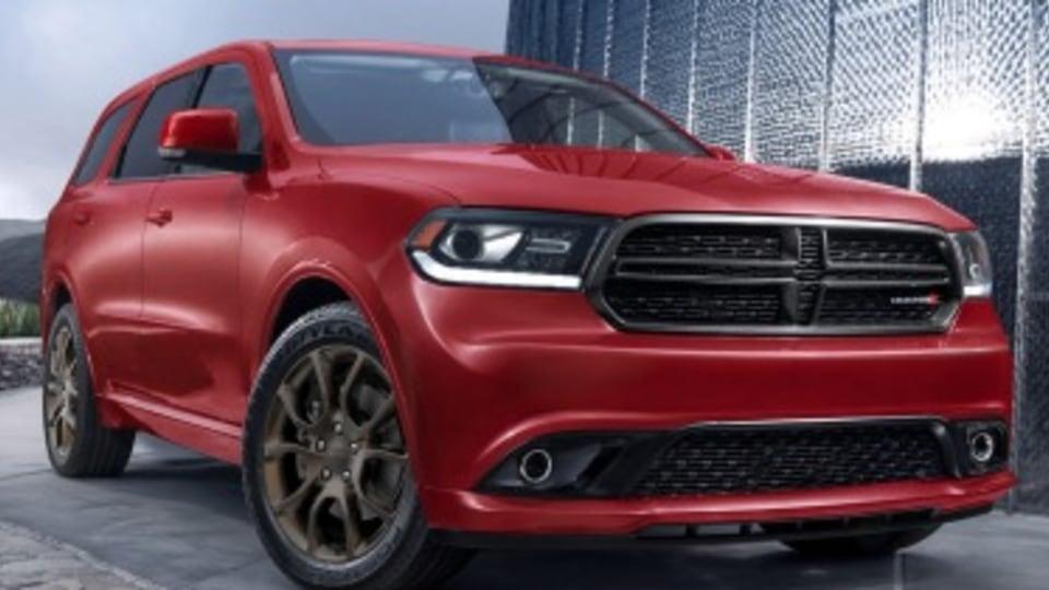 Dodge Durango could be headed to Australia