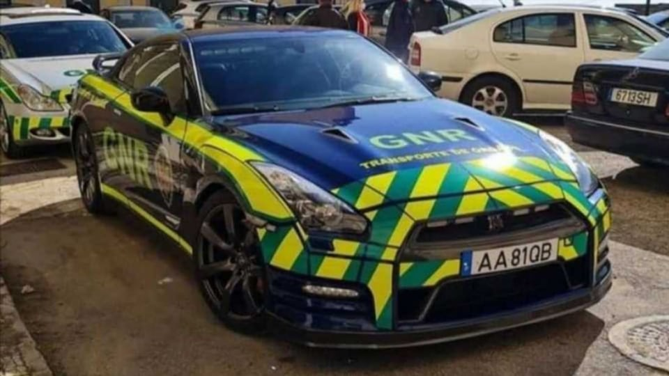 How this Nissan GT-R is saving lives