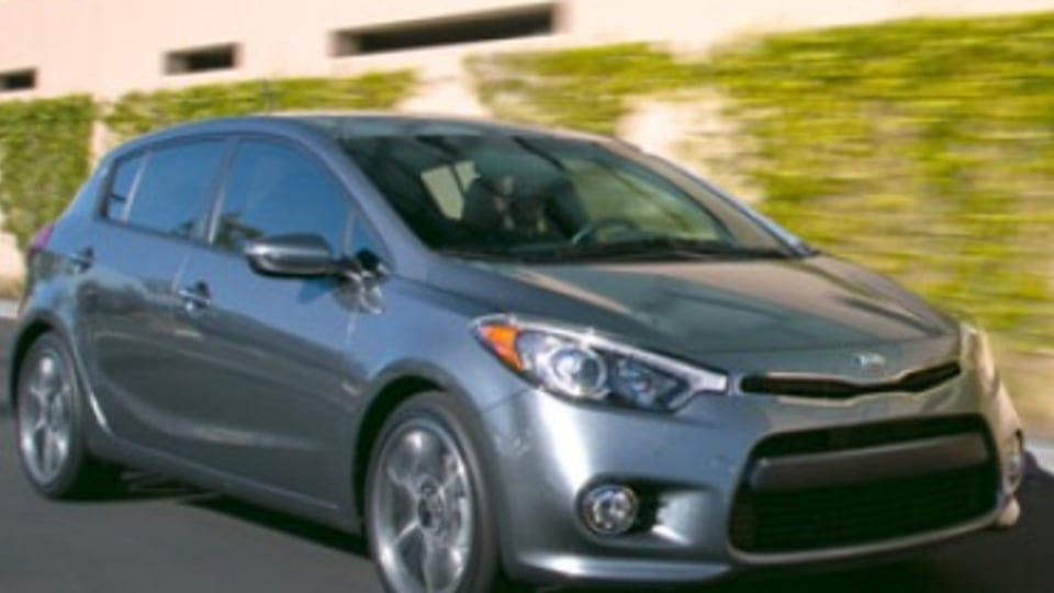 New Kia Cerato hatch uncovered