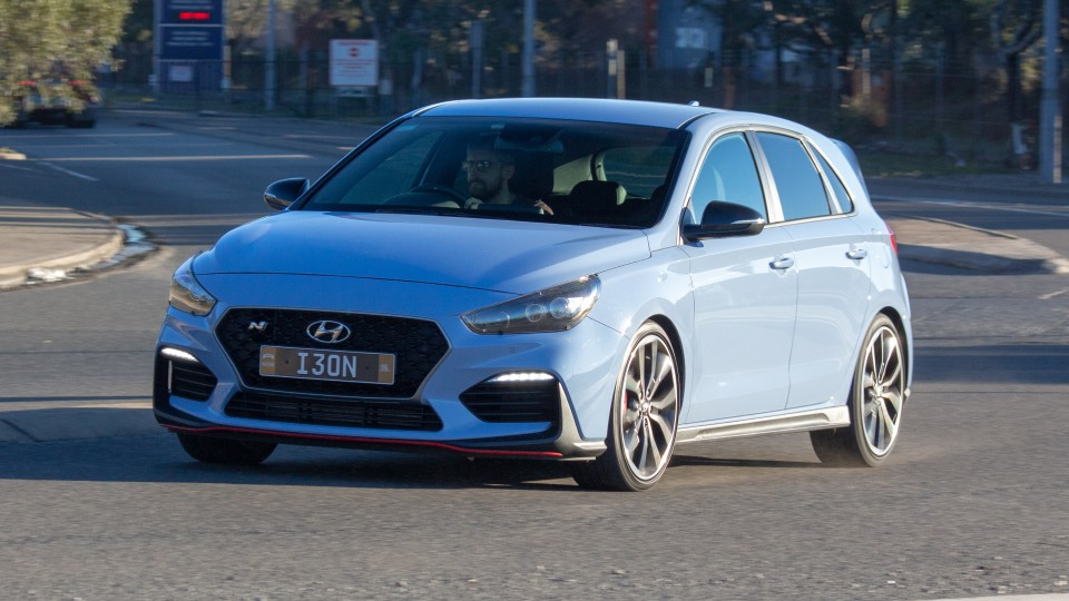 2018 Hyundai i30 N she says, he says review