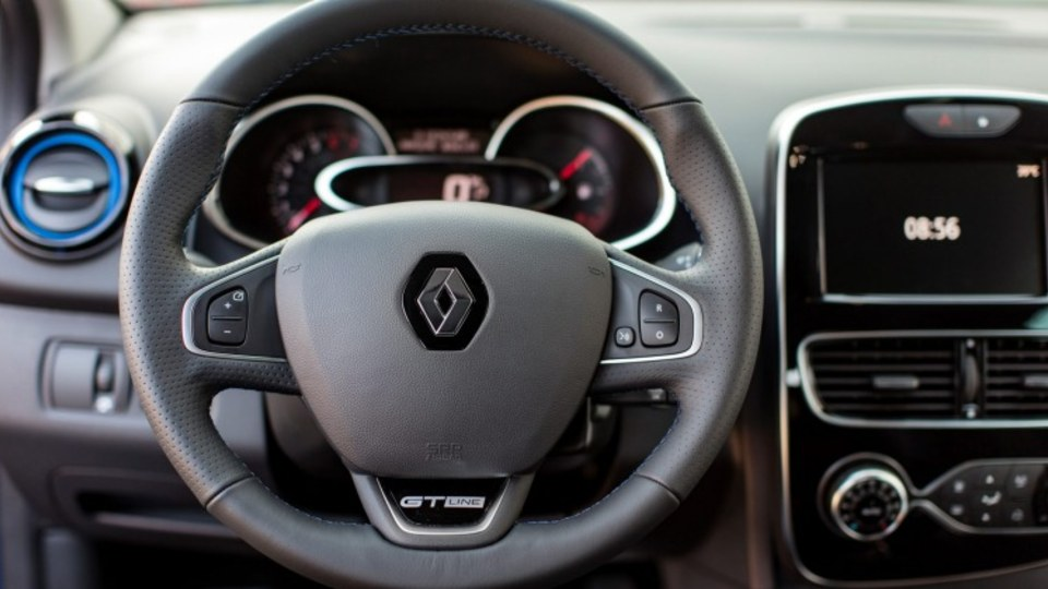2017 Renault Clio RS.