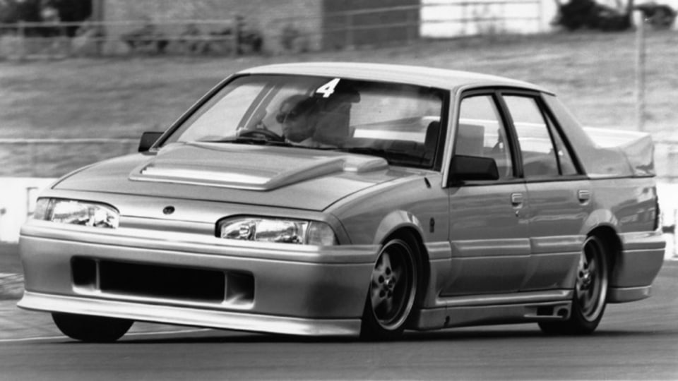 Holden VL Group A Commodore.