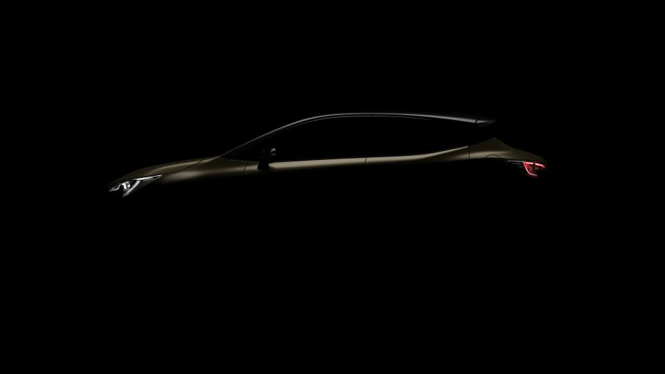 Toyota Corolla teaser
