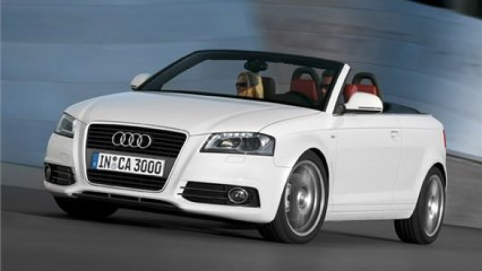 Audi A3 Cabriolet - first drive