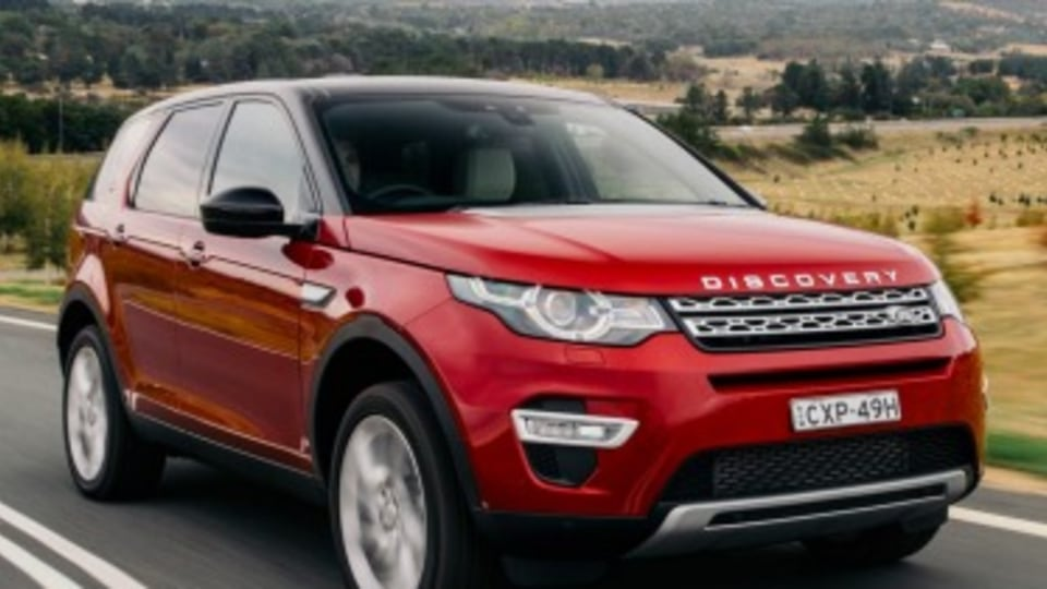 Land Rover Discovery Sport first drive review