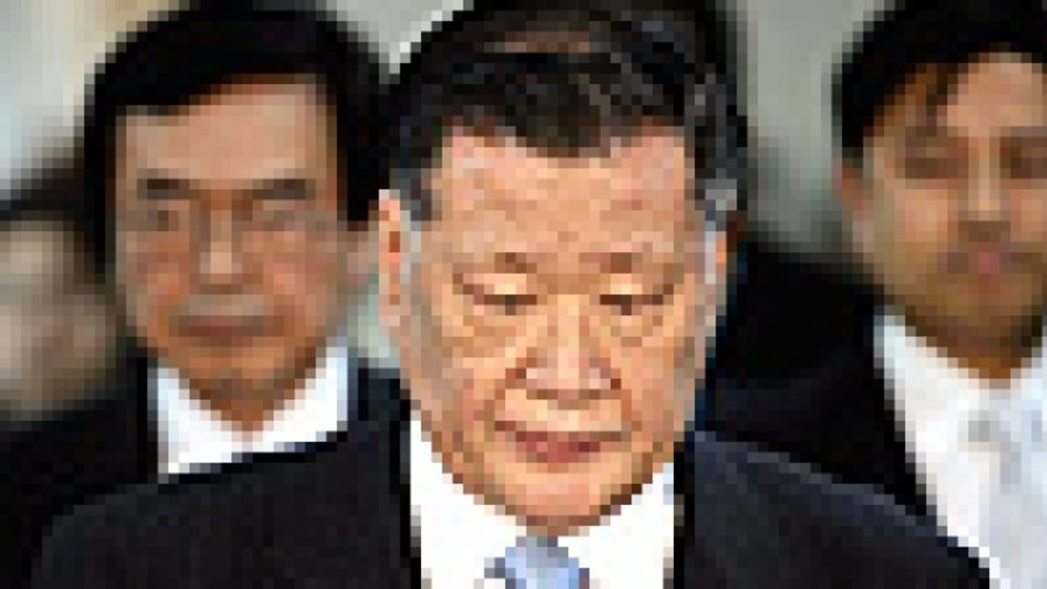 Hyundai chairman gets three years