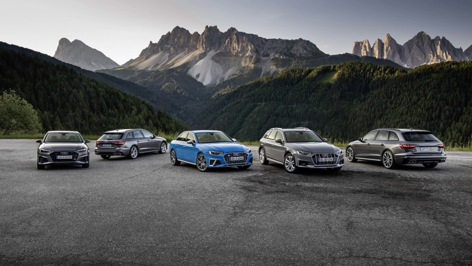 2020 Audi A4 review