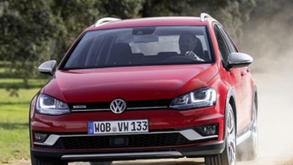 Volkswagen Golf Alltrack first drive review