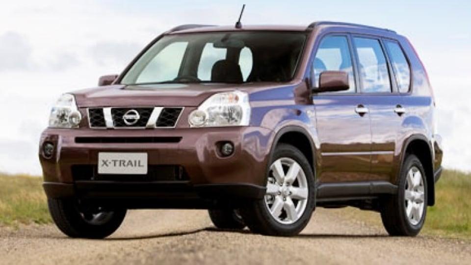 Nissan X-Trail TS dCi