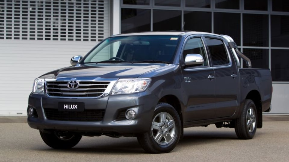 2012 Toyota HiLux - Australia