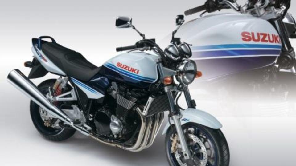 Suzuki Special-Edition GSX1400 Unveiled