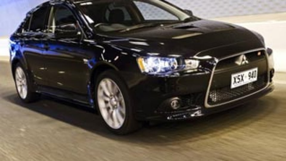 Mitsubishi Lancer Ralliart used car review