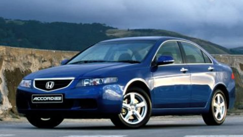 2003-2008 Honda Accord Euro used car review
