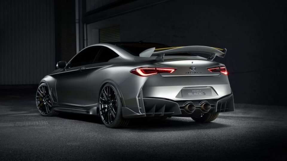 HONG KONG (Mar. 3, 2017) ? Featuring Formula One-inspired technology, ?Project Black S? is an exploration of a new INFINITI high-performance model line. Developed in collaboration with the RenaultSport Formula One Team, Project Black S will be revealed fo