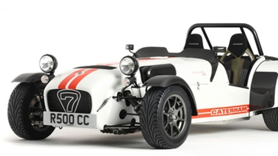 Caterham Wants YOU... To Design Its Next Car