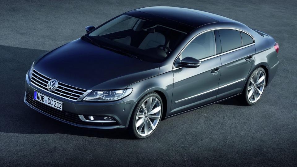 2012 Volkswagen CC Revealed, Australian Debut Next Year