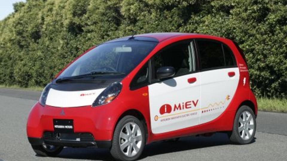 NSW Government Prepares To Test Mitsubishi i MiEV