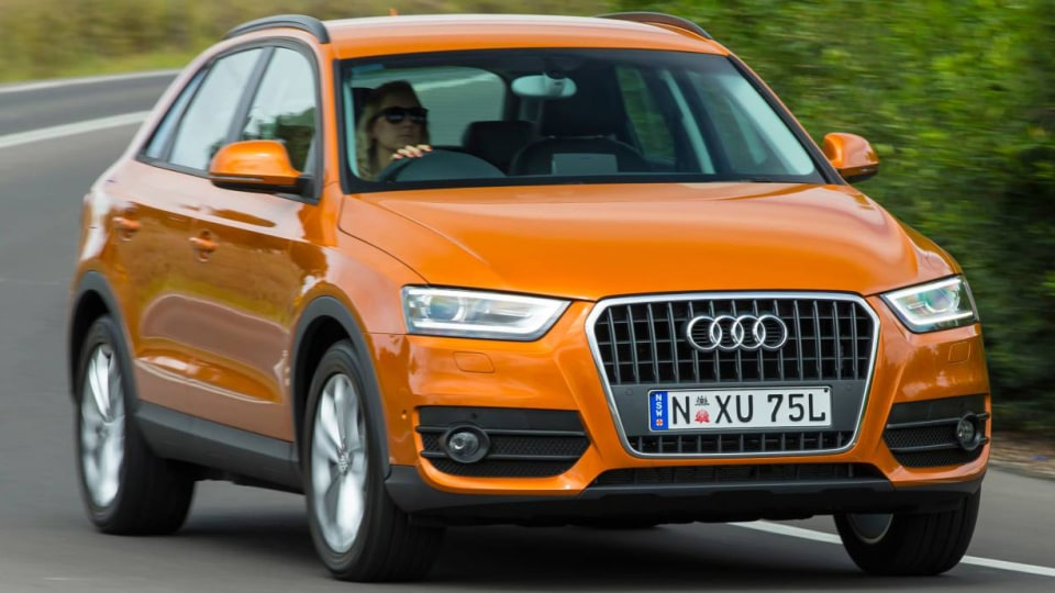 Audi Q3 Recalled For Brake Lights Out