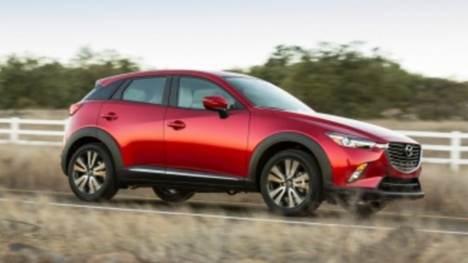 Mazda CX-3 to be a top seller