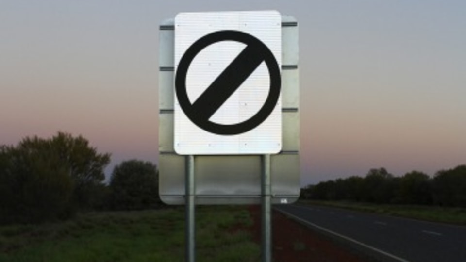 NT open speed limits extended