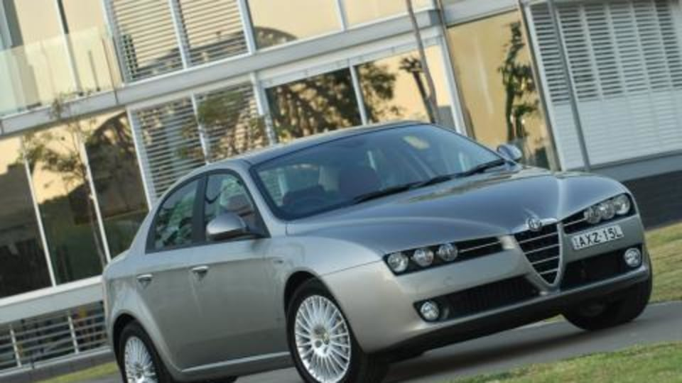 Alfa Romeo 159 prices slashed