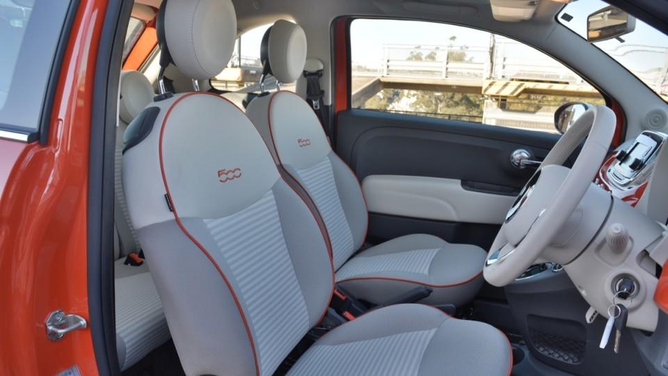 2018 Fiat 500 Anniversario new car review