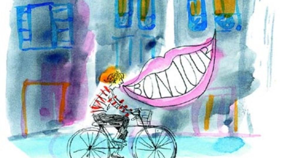 Illustration by Robin Cowcher