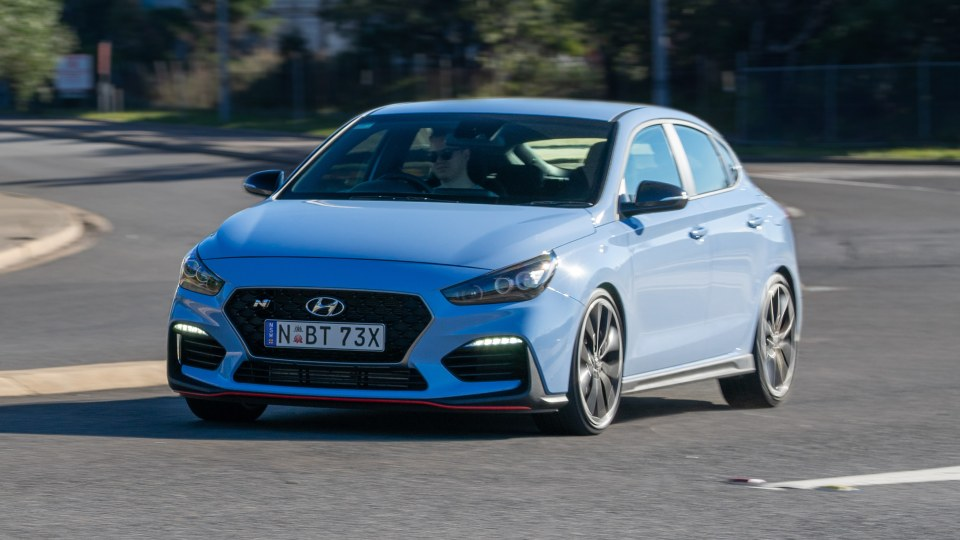 Hyundai i30 Fastback N  2019  Review