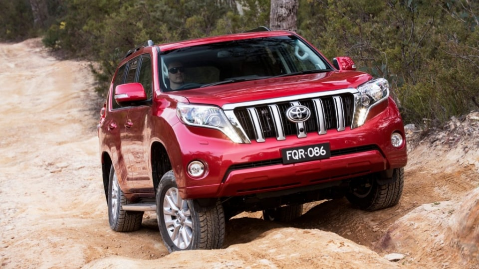 The revised Toyota Prado features a new diesel engine and extra tech.