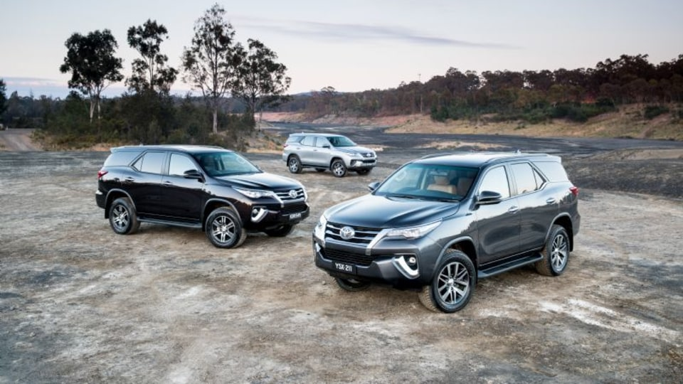 Toyota Adds More Gear And Slashes Pricing For 2018 Fortuner Range