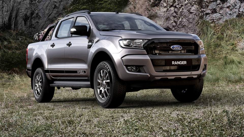 Ford Toughens Up Ranger Looks With New FX4 Special Edition
