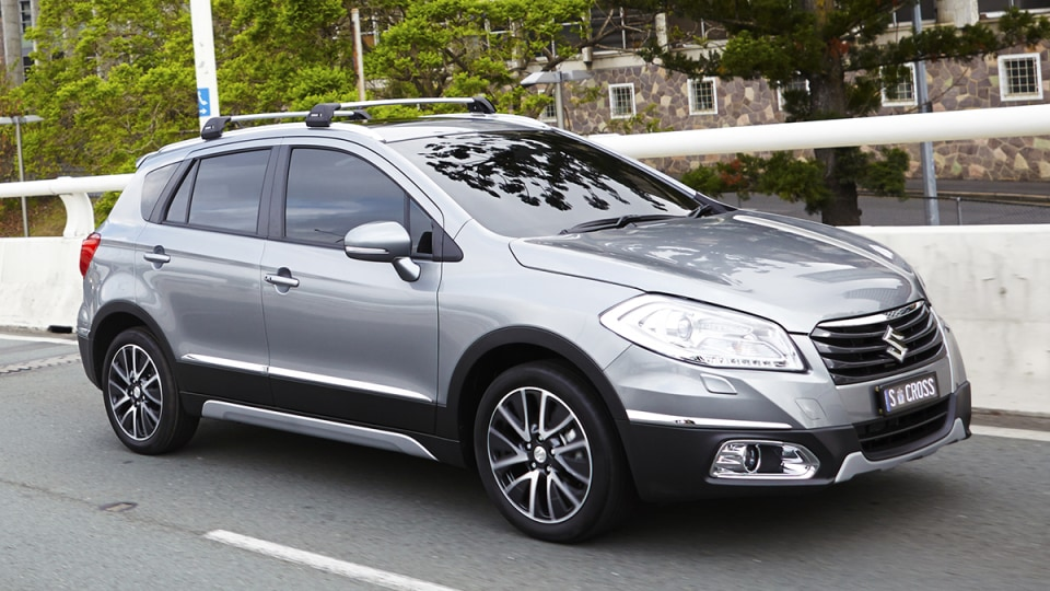 2014 Suzuki S-Cross: Price, Features And Models For Australia
