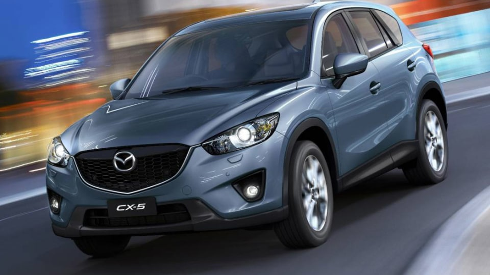 2014 Mazda CX-5: Price, Features And Models For Updated SUV Range