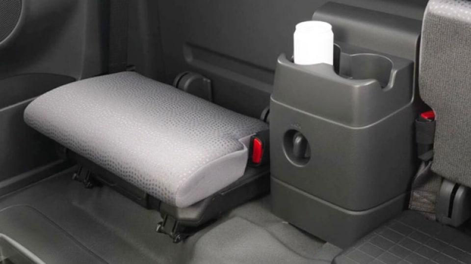 Isuzu D MAX Space Cab now has rear jump seats