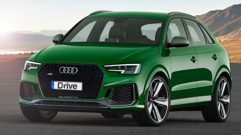 Coming Soon: Audi Q3