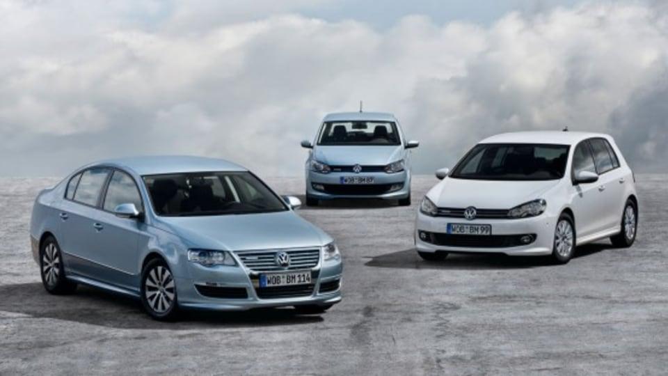 Volkswagen To Unveil BlueMotion Passat, Golf And Polo At Frankfurt