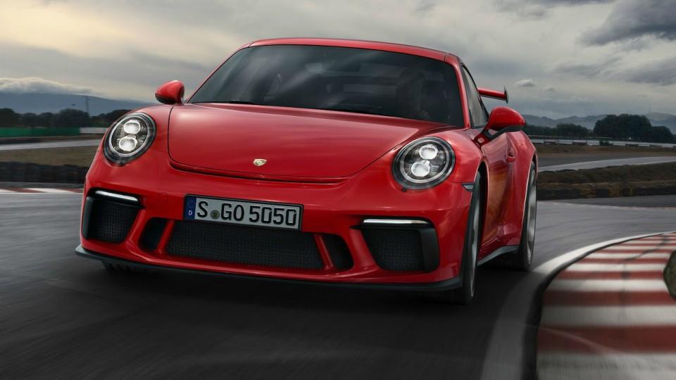 Porsche 911 GT3 Brings Back The Manual - Geneva Motor Show