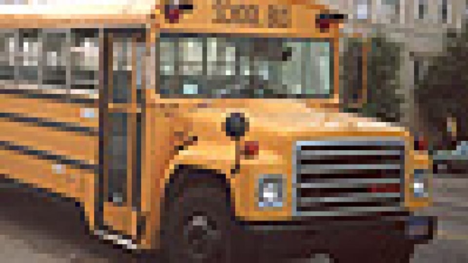 Bus driver 13 times over limit