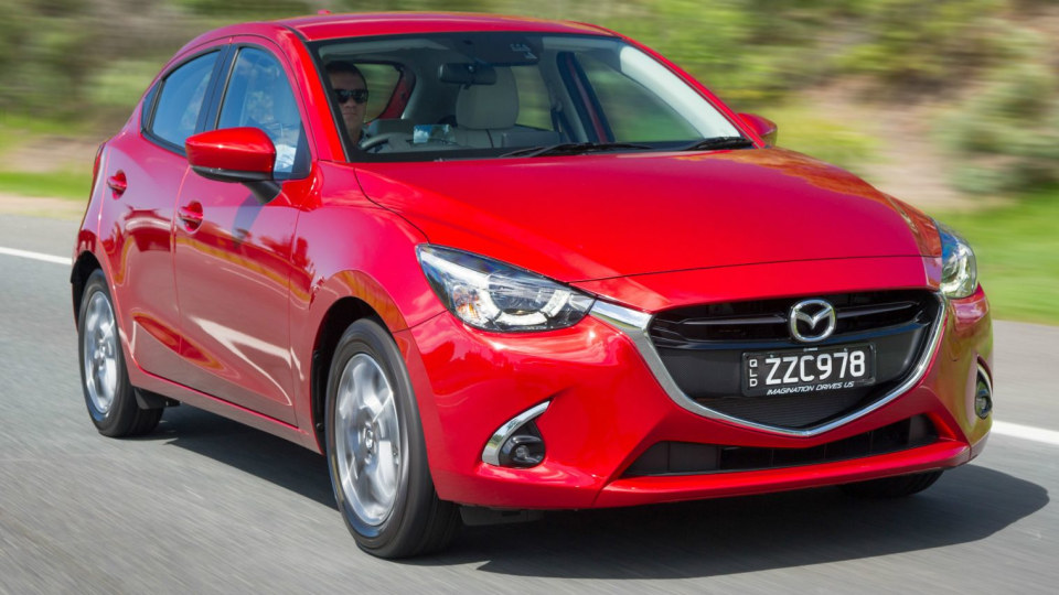 2017 Mazda2 - Price And Features For Australia
